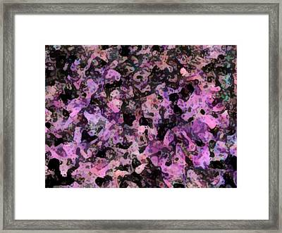 Strangefacing Framed Print by Immo Jalass