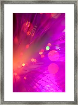 Framed Print featuring the photograph Strange Condition by Dazzle Zazz