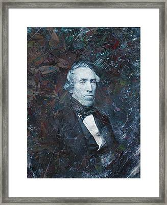 Strange Fellow 1 Framed Print by James W Johnson