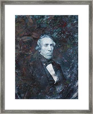 Strange Fellow 1 Framed Print by James W Johnson
