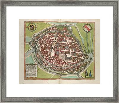 Strasbourg Framed Print by British Library