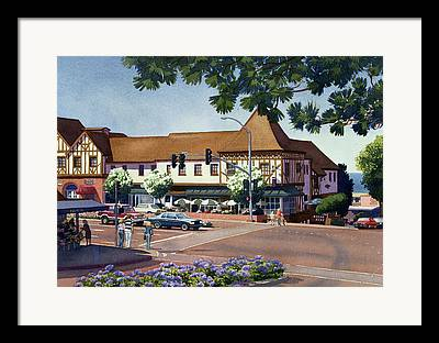 Stratford Framed Prints