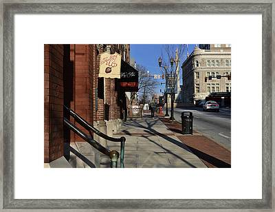 Strawberry And Company Framed Print by Trish Tritz