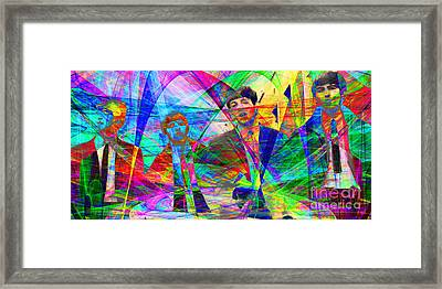 Strawberry Fields Forever 20130615 Framed Print