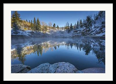 Colorado Photographs Framed Prints