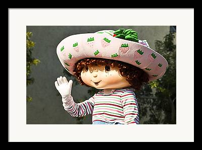 Dora The Explorer Framed Prints