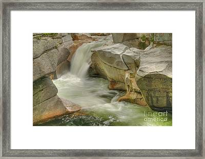 Stream IIi Framed Print