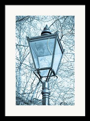 Antique Lanterns Framed Prints