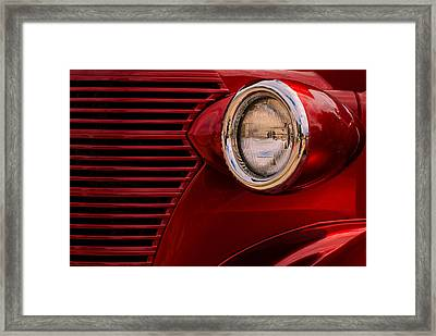 Street Rod 2 Framed Print