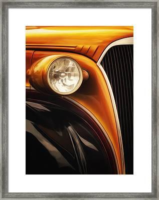Street Rod 3 Framed Print