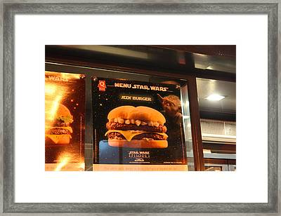 Street Scenes - Paris France - 011310 Framed Print by DC Photographer