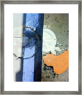 Street Sights 15 Framed Print