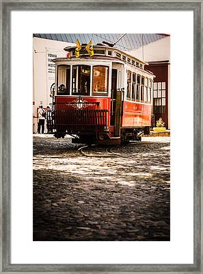 Streetcar II Framed Print by Marco Oliveira