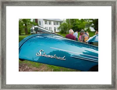 Streetrod Framed Print