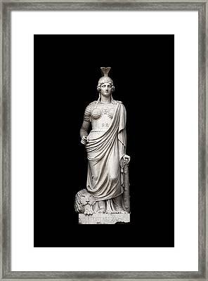 Framed Print featuring the photograph Strength by Fabrizio Troiani