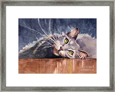 Stretch Framed Print