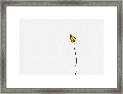 String Theory - Featured 3 Framed Print by Alexander Senin