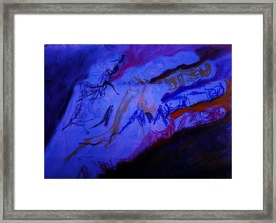 Stroke Of Luck Framed Print by Godfrey McDonnell