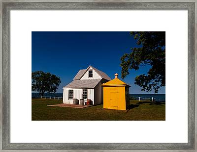 Strong And Bright Framed Print by Haren Images- Kriss Haren
