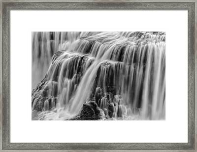 Strong Waters Framed Print by Jon Glaser