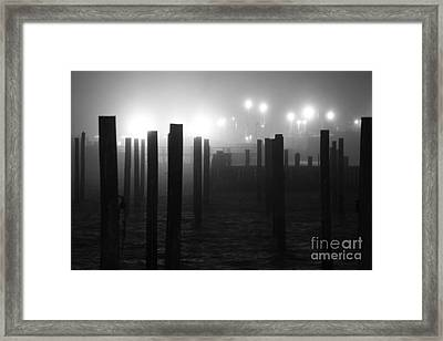 Strong Will Framed Print by Steven Macanka