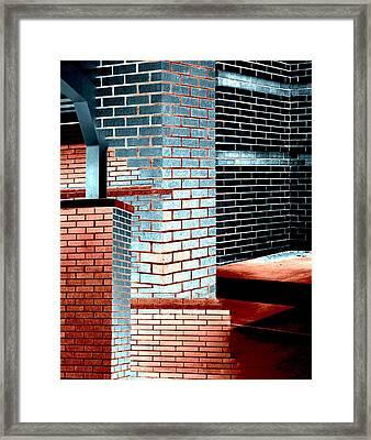 Structuralism Framed Print