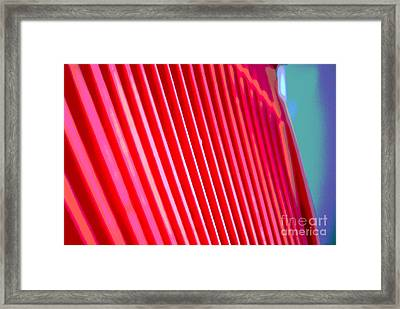 Framed Print featuring the digital art Strumming by Lena Wilhite