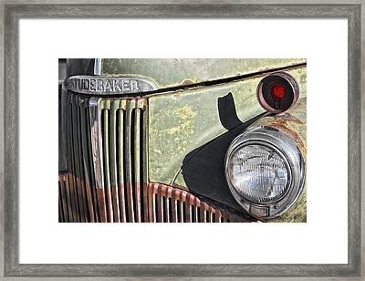 Studebaker Truck Framed Print