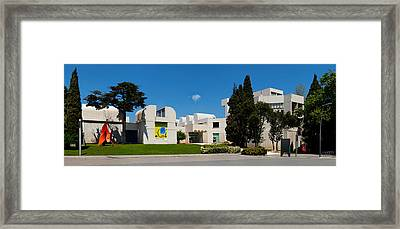 Studies Centre Of Contemporary Art Framed Print by Panoramic Images