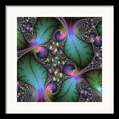 Mandelbrot Framed Prints