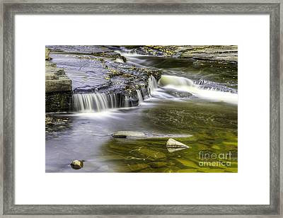 Sturgeon River Framed Print by Twenty Two North Photography
