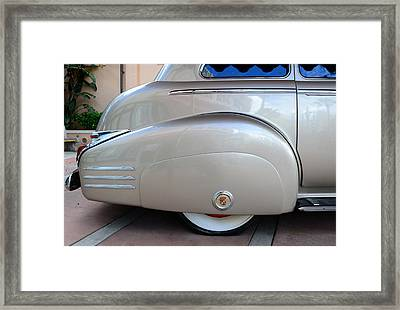 Styling In 41 Framed Print by David Lee Thompson