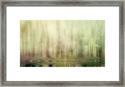 Stylish Life Framed Print by Heike Hultsch