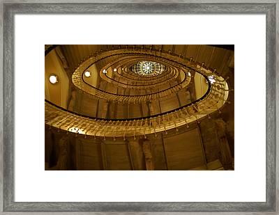 Stylish Staircase Framed Print by Patricia Twardzik