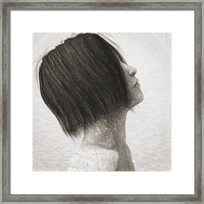 Su Framed Print by Taylan Apukovska