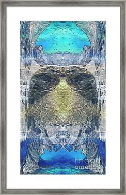 Subconscious Framed Print by Ursula Freer