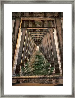 Sublevel Framed Print