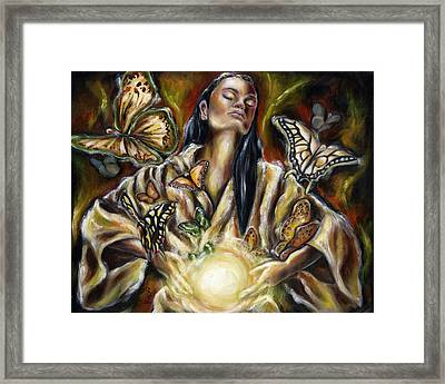 Sublimation Framed Print
