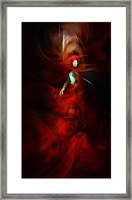 Submergence Framed Print