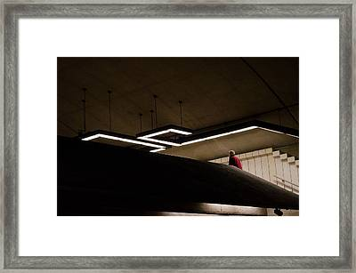 Subterraneans 2013 A Framed Print by Eric Soucy