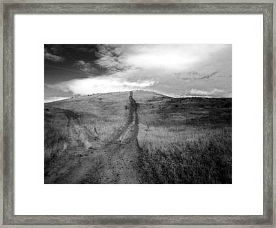 Framed Print featuring the photograph Succer Creek by Tarey Potter