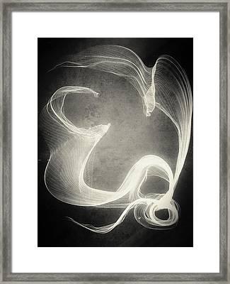 Succubus Framed Print by Guillermo De Llera