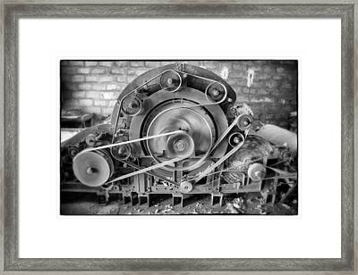 Sucre Hat Factory Framed Framed Print by For Ninety One Days