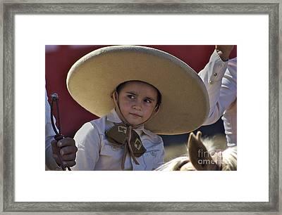Suenos De Charro Framed Print