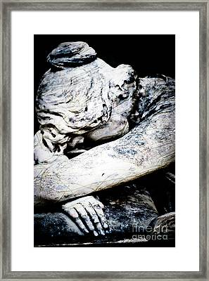 Suffer Well Framed Print by Sonja Quintero