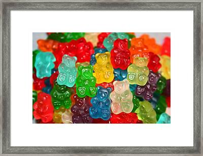 Sugar Bears Framed Print by Garland Johnson