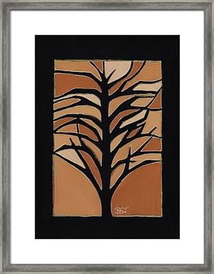 Sugar Maple Framed Print by Barbara St Jean