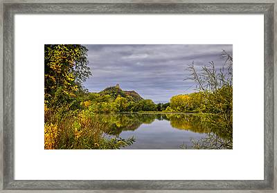 Sugarloaf Fall Of 2013 Framed Print