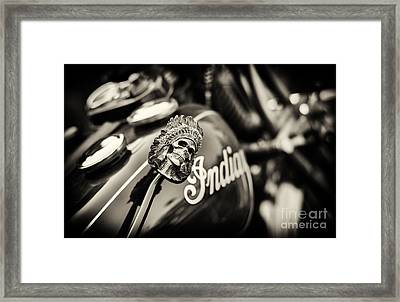 Suicide Shifter  Framed Print by Tim Gainey