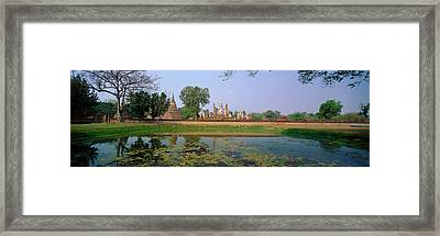 Sukhothai Thailand Framed Print by Panoramic Images